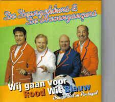 De Deurzakkers&De Havenzangers-Wij Gaan Voor Rood Wit Blauw cd single