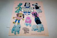 Vintage Toy Catalog #72 - 1978 Super Toys