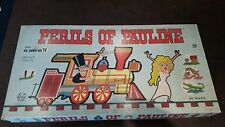 Perils of Pauline Game by Marx 1964.  Complete Excellent Condition - VERY RARE!