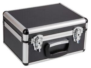 RT Senderkoffer Aluminium 305x230x155 # schwarz Futaba Sanwa