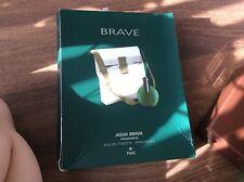 Set Perfume Brave Agua Brava 3.4 fl.oz 100 ml 3.3 EDT By Antonio Puig Travel Bag