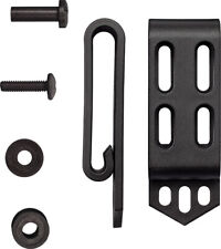 Cold Steel Black Secure-Ex C-Clip Small 2pk SACLB