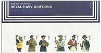 GB Presentation Pack 431 2009 Royal Navy Uniforms