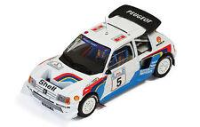 Minichamps Diecast Rally Car