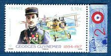 poste aérienne PA 2017 Guynemer  issu du feuillet de 10 timbres