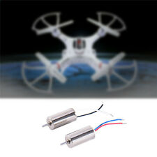 New 2pcs CW CCW Motors Spare Parts For Syma X12S Series RC Quadcopter Drone UAV