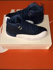 Nike Air Jordan 12 Retro Indigo Size 9.5