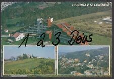 702Q)  AK Lendava Lendave  Hotel Lipa &  Zdravilišce Heilbad  Gyógyfürdo