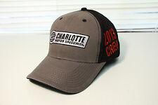 Charlotte Motor Speedway 2013 Crew HAT CAP - NASCAR Racing Race Sprint Cup - NEW