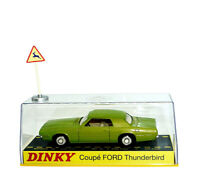 1/43 ATLAS DINKY TOYS 1419 COUPE FORD THUNDERBIRD DIE-CAST CAR MODEL COLLECTION