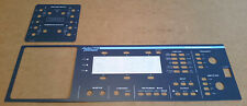 Audio Precision ATS-1 Replacment front Panel Overlay