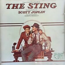 The Sting (L'Arnaque) - Scott Joplin - Bande originale BOF SOUNDTRACK - CD