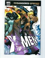 X-Men (August 2007) variant cover, Marvel Comics, free shipping!