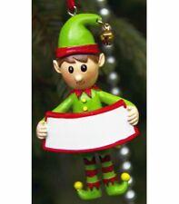 Decorazione da Personalizzare Elfo