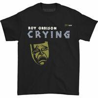Roy Orbison Men's  Crying Mens T T-shirt Black