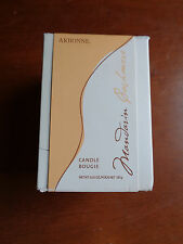 ARBONNE MANDARIN CASHMERE Candle Burns Up to  60 hours