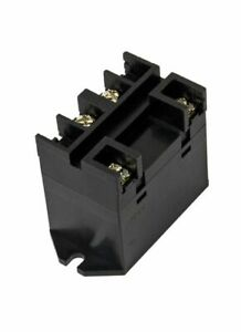 IDEC -  RL2N-T-A24, Power Relay, 2 Pole, Screw Terminal, 24VAC, Flange Mount, 25