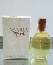 Vanilla Musk by Coty 1.7 oz Cologne Spray New in Retail Box.