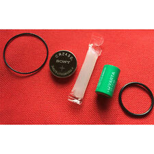 Battery Kit For Suunto D9 Recv & Trans, Complete, NEW!