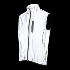 Cycling Reflective Vest/Coat Sportswear High Visibility Jacket Waterproof Gilet
