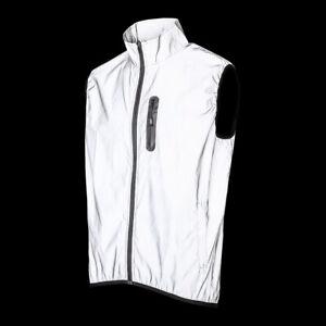 Cycling Reflective Vest/Coat Sportswear High Visibility Jacket Waterproof Gilet