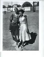 ERNEST WITHERS PHOTO 8X10 AFRICAN AMERICAN PHOTOGRAPHER INDIANAPOLIS BASEBALL