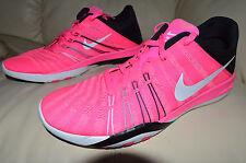 New Nike Womens Free TR 6 Trainer / Run Running Shoes 833413-600 Pink Blast  7.5