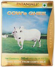 Patanjali Cow's Ghee (Desi Ghee) made from Cow's Milk By Baba Ramdev