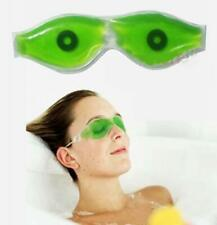 Aloe Vera Ice Cool Gel Eye Mask Eye for Stress Relief and Dark Circles(Set of 6)