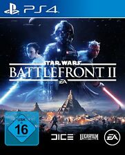 Ps4 jeu STAR WARS BATTLEFRONT 2 II article neuf