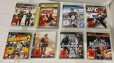 PS3 Spiele Sammlung