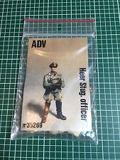 ADV AZIMUT PRODUCTION 35269 - HEER STUG. OFFICER - 1/35 RESIN KIT