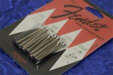 Fender Slotted Neck Plate Screws, One Dozen, 0018369049