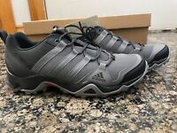 NEW Adidas AX2R Terrex Men's Outdoor Hiking Shoes Athletic Gray Black ALL SIZES