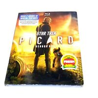 STAR TREK PICARD TV SERIES COMPLETE SEASON ONE 1 New Blu-ray Patrick Stewart