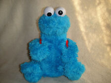 Muppets Sesame Street Cookie Monster Talking Hasbro Soft Toy Plush - No Cookies