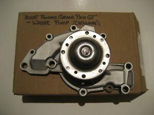 Engine Water Pump ACDelco GM Original Equipment 19209288
