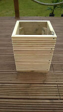 Unbranded Wooden Flower & Plant Planters Boxes