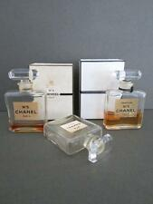Vintage Chanel N° 5 No.5  Nr.5 Perfume Bottles Job Lot