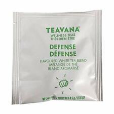 TEAVANA DEFENSE WELLNESS TEA 24 SACHETS - FREE SHIPPING - STARBUCKS - EXP 2/20