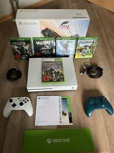 Xbox One S 4K + 6 Spiele Und 2 Controller