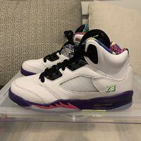 Nike Air Jordan 5 Retro Alternate Bel-Air GS Size 4Y. DB3024-100