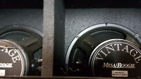 "90's MESA BOOGIE 2 x 10 "" STEREO CAB - made in USA"
