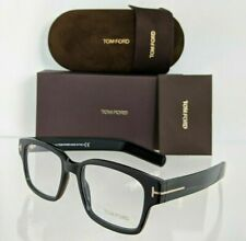 Completamente Nueva Auténtica Tom Ford TF 5527 001 Gafas marco ft 5527 Negro 50 mm