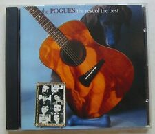 THE POGUES (CD) THE REST OF THE BEST
