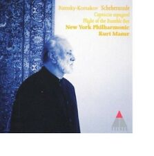 Rimsky-Korsakov Flight of the Bumble Bee/Sherazade Kurt Masur, nypo NUOVO