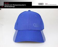 Audi Original Baseballkappe Premium blau 3131701700 Herren Damen Mütze Cap