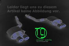 fd,fdh,07-11 1.4l 77/80kw Fms Duplex-endrohrsystem Edelstahl Hyundai I30 Lim