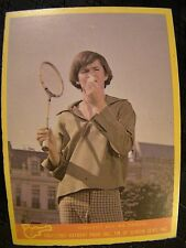 Vintage The Monkees Raybert Trading Card 1967 11 B Mickey Badminton  TV Show