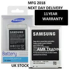 NewOfficial Genuine Battery For SAMSUNG GALAXY S3 GT-i9300 2100mAh UK by AMR